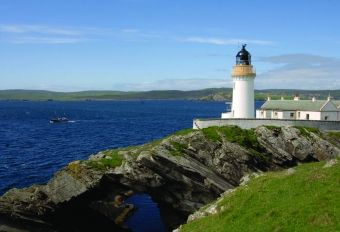 Lighthouse holidays Scotland