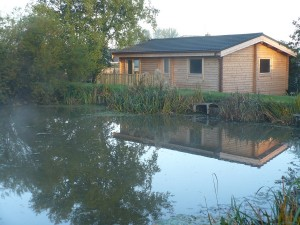 Briarcroft Fishery Lodge