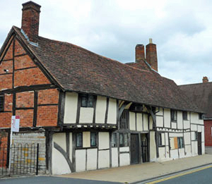 Shakespeare Country, Stratford-upon-Avon