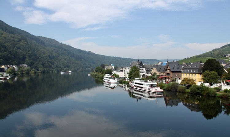 The River Moselle