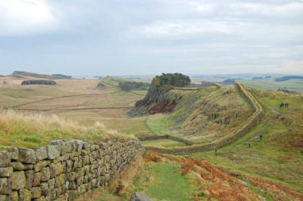 hadrians wall national trails